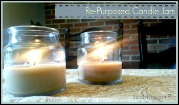 Repurpose Candles Title Photo