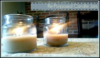 Repurpose Candles Title Photo