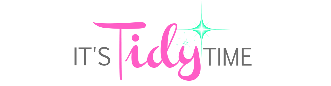 Tidy Up Your Clothes By Filing Them It S Tidy Time