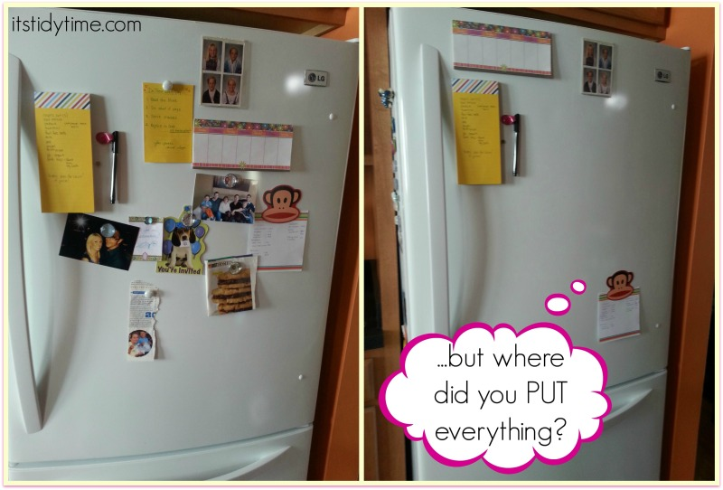 How to organize your fridge without losing your stuff