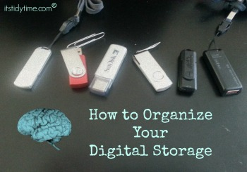 How to Organize Your Digital Memory