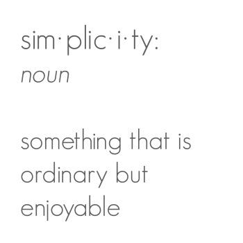 simplicity-#declutter-#unclutter-#organize