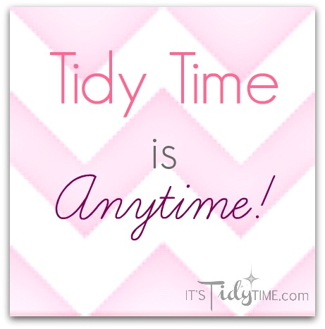 tidytime is anytime