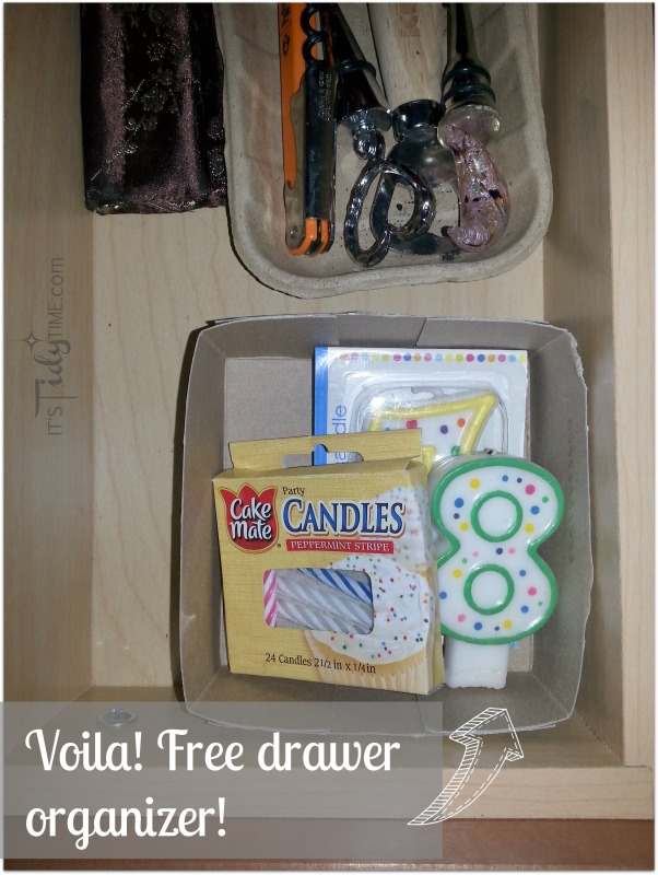 free drawer organizer