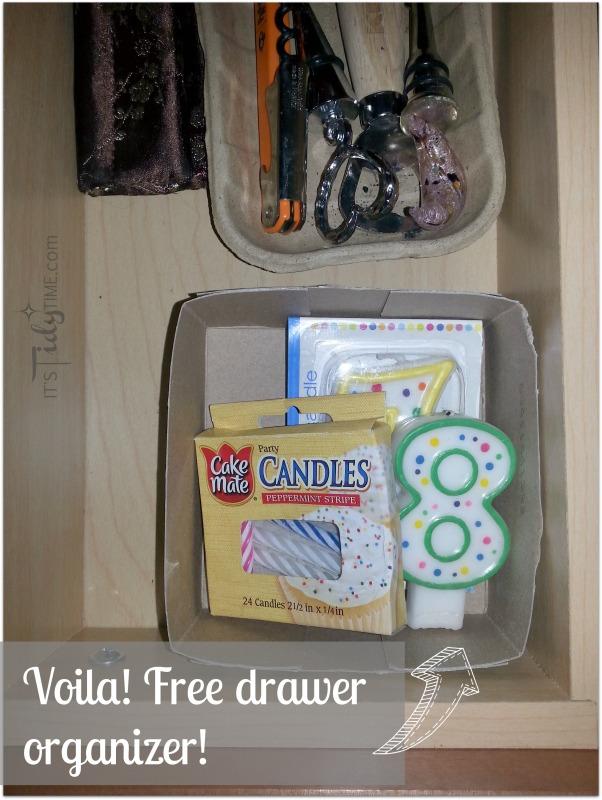 free drawer organizer