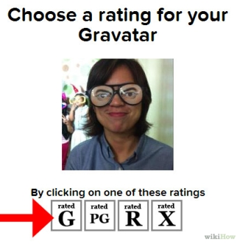 Courtesy of http://www.wikihow.com/Create-a-Gravatar