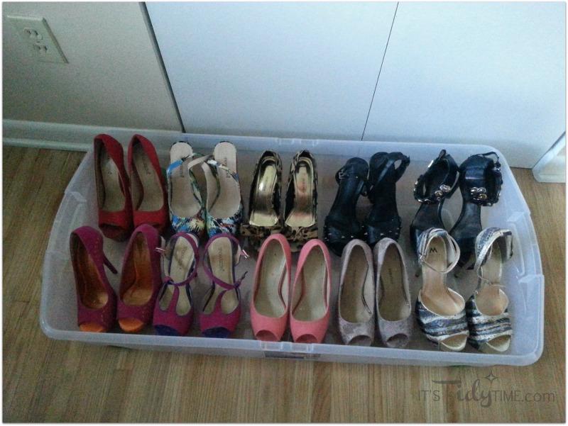 heels standing up