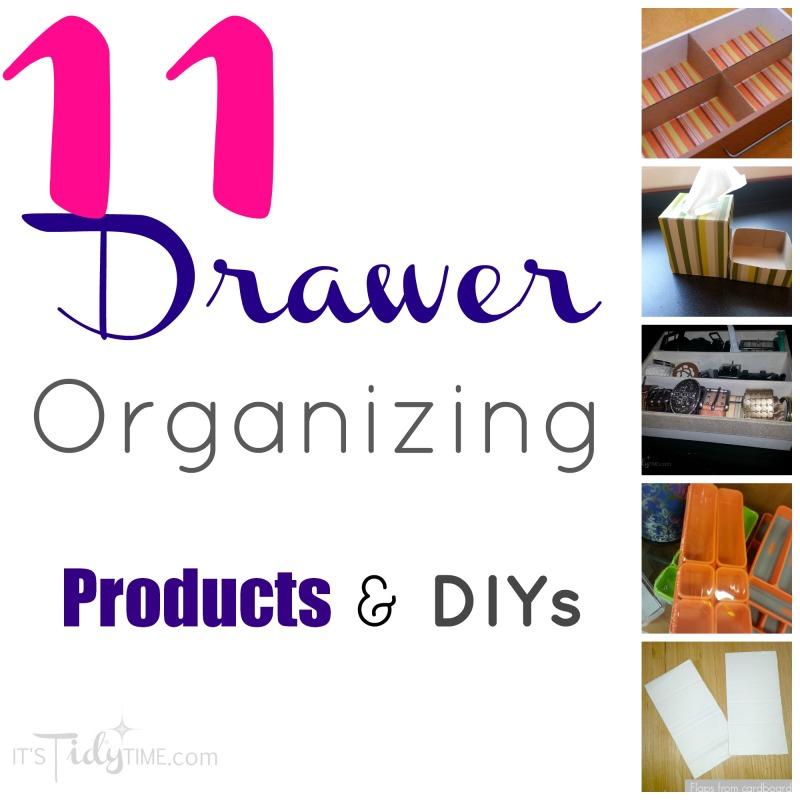 11 drawerganizing