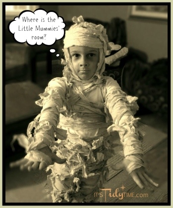 Where is the Little Mummies' Room?