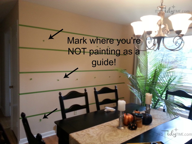 mark not painting