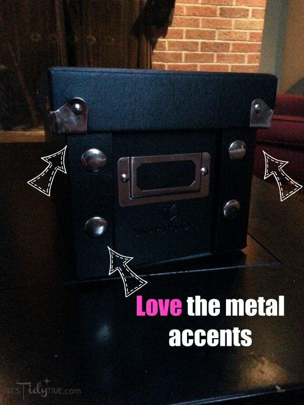 metal accents