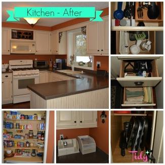 Thein Kitchen AFTER Collage