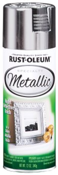 rustoleum silver