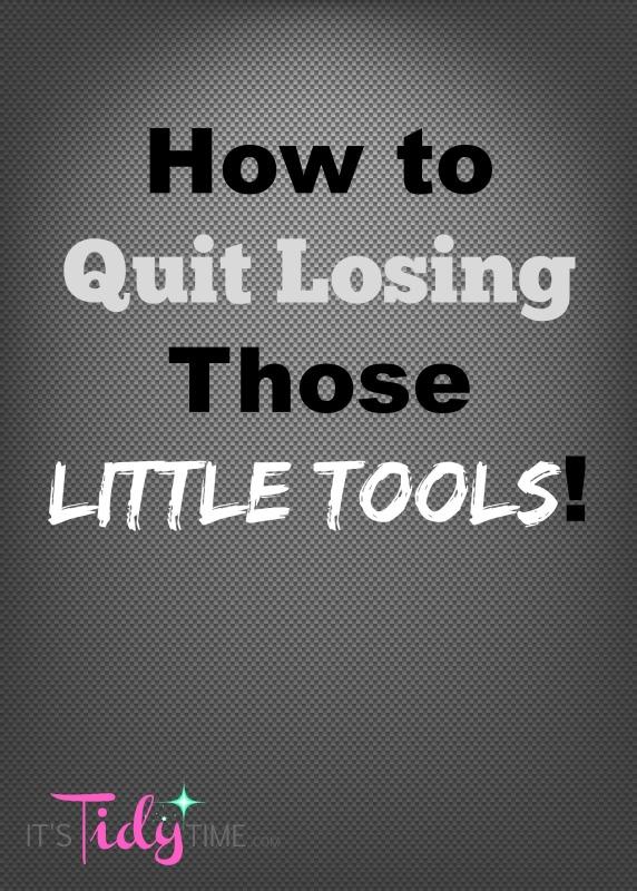 quit losing tools graphic