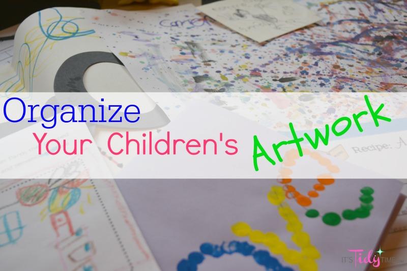 organize art graphic