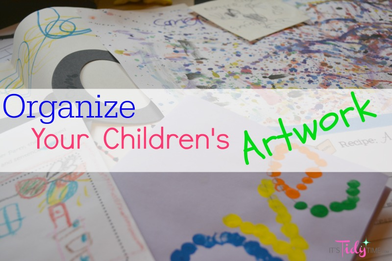 organize art graphic